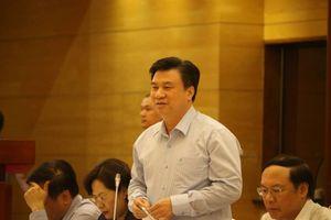 Clip: Thứ trưởng bộ GD&ĐT khẳng định sẽ bỏ độc quyền in SGK