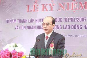 Đắk Nông: Chủ tịch UBND huyện Tuy Đức bị đình chỉ công tác