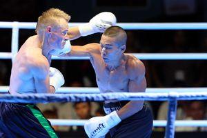 Tín hiệu vui cho boxing nhà nghề Việt Nam