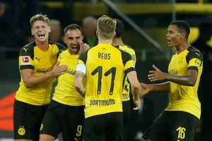 Bundesliga vòng 6: Ngược dòng kinh điển kiểu Dortmund