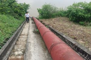 Nguy cơ lãng phí hệ thống thủy lợi hàng trăm tỉ đồng