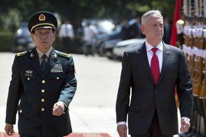 Trung Quốc hủy đối thoại an ninh với bộ trưởng quốc phòng Mỹ