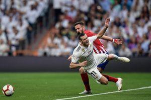 Real Madrid tiếp tục bị chấn thương hoành hành