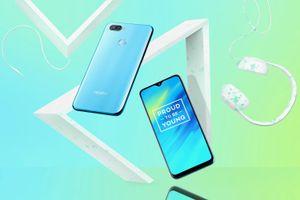 Realme vào Việt Nam bằng hai mẫu smartphone mới