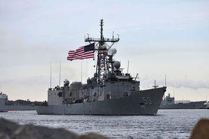 Đài Loan sắp biên chế 2 tàu hộ vệ tên lửa mua từ Mỹ
