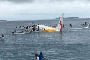 Tình hình 4 người Việt trong vụ máy bay lao xuống biển ở Micronesia
