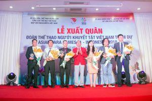 BenThanh Tourist tiếp sức tuyển Việt Nam dự Asian Para Games 2018