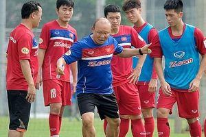 Hé lộ danh sách tuyển Việt Nam chuẩn bị AFF Cup