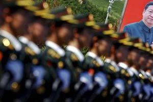 Giữa căng thẳng Trung-Mỹ: Ông Tập Cận Bình thị sát tập đoàn quân 79
