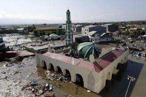 Động đất Indonesia: Số người thiệt mạng tăng sốc, lên 1.200 người