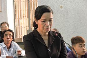 Vụ Phó chánh án nhận hối lộ: Y án 12 tháng tù