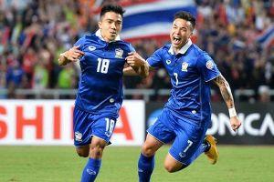 Tuyển Thái Lan gạch tên 'bộ tứ siêu đẳng' ở chiến dịch AFF Cup
