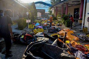 Indonesia: Loạt ảnh gây sốc đến tận cùng từ thảm họa khiến hơn 1.203 người chết