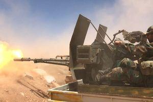 Syria tiêu diệt hang ổ khủng bố cuối cùng ở miền nam