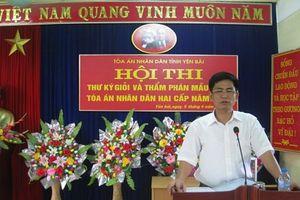 TAND tỉnh Yên Bái: Xứng đáng với những danh hiệu cao quý