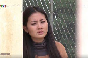 Độ 'lì' của Ngọc Lan với vai diễn Hoa trong Trang trại Hoa hồng