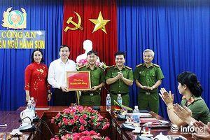 Đà Nẵng: Thưởng nóng công an phá vụ ma túy ở khu 'phố Tây' An Thượng
