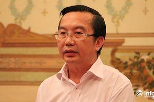 TP.HCM: Bổ nhiệm Chủ tịch quận 1 Trần Thế Thuận làm Chánh VP Thành ủy