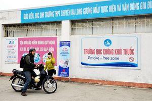 Quảng Ninh: Hạ Long xây dựng thành công mô hình thành phố không khói thuốc