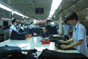 TP.HCM: Sản xuất dệt may, da giày tăng trưởng khả quan