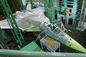 Nga thử nghiệm súng bắn tia viba sử dụng cho máy bay tiêm kích thế hệ thứ 6