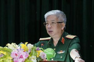 Thượng tướng Nguyễn Chí Vịnh nói về lực lượng mũ nồi xanh VN trước giờ xuất quân