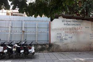 Quanh chuyện bức tường dày hơn gang tay được rao bán 20 tỉ ở Hà Nội