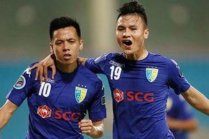 Danh sách tuyển Việt Nam dự AFF Cup: Đồng đội Quang Hải nhiều hơn Công Phượng?