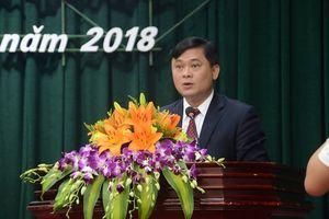 Tỉnh Nghệ An bầu tân chủ tịch 42 tuổi