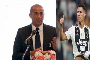 Huyền thoại David Trezeguet gửi lời chúc từ Ronaldo đến học viện Juventus ở Việt Nam