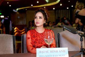 Hoa khôi Bảo Ngọc chính thức ra mắt bộ phim 'Xẻ đôi ân tình'