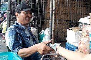 Vụ bảo tại kê chợ Long Biên: Khởi tố vụ án Cưỡng đoạt tài sản