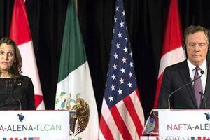 Canada và Mỹ đạt thỏa thuận về Hiệp định thương mại NAFTA