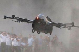Philippines thử nghiệm thành công ôtô bay thể thao