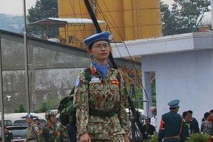 Những 'bóng hồng' Việt Nam tham gia Lực lượng gìn giữ hòa bình LHQ