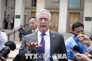 Trung Quốc hủy đàm phán an ninh với Bộ trưởng Quốc phòng Mỹ Jame Mattis