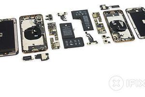 'Mổ xẻ' linh kiện iPhone XS Max, giật mình với giá trị thật