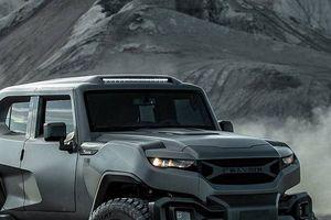 Siêu xe SUV Rezvani Tank X 700 mã lực, giá 'chỉ' 6 tỷ đồng