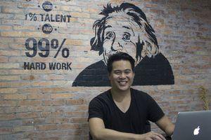 CEO Nâu Digital Creative và 'học phí' cho ba lần khởi nghiệp