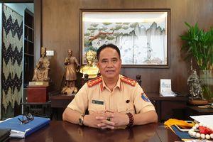 Trưởng Phòng CSGT Hà Nội: 'Rất mừng khi nghỉ hưu hoàn thành nhiệm vụ'