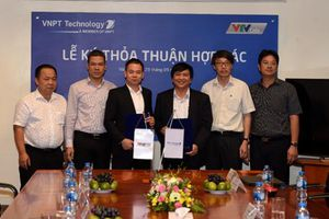 VNPT Technology ký kết hợp tác với VTVcab