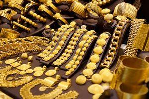 Giá vàng ngày 1/10: Thị trường đi ngang trong phiên đầu tuần