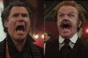 Trailer chính thức 'Holmes and Watson': Thám tử Sherlock tái xuất, 'Voldemort' trở thành mục tiêu truy nã