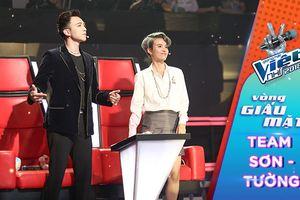 Bứt phá ngoạn mục, team Sơn - Tường thắng áp đảo trong tập 3 The Voice Kids 2018