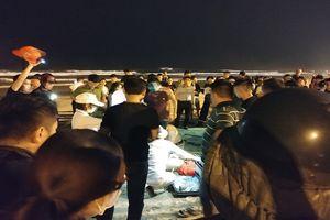 2 du khách Trung Quốc bị đuối nước ở biển Đà Nẵng