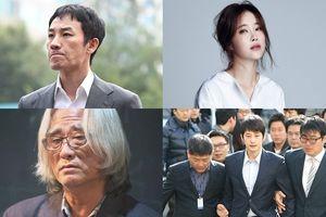 10 scandal quấy rối tình dục của showbiz Hàn khuynh đảo làng giải trí châu Á