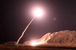 Iran phóng tên lửa vào phiến quân Syria sau vụ xả súng lễ duyệt binh