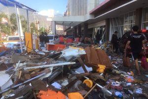Thảm họa sóng thần ở Indonesia: Hàng nghìn người có thể đã chết