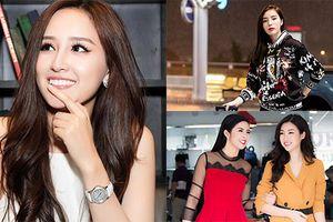 Soi gu thời trang đối lập không ngờ của các Hoa hậu Việt Nam