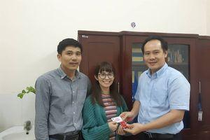 Cô giáo ung thư ở Quảng Trị đăng ký hiến mô tạng